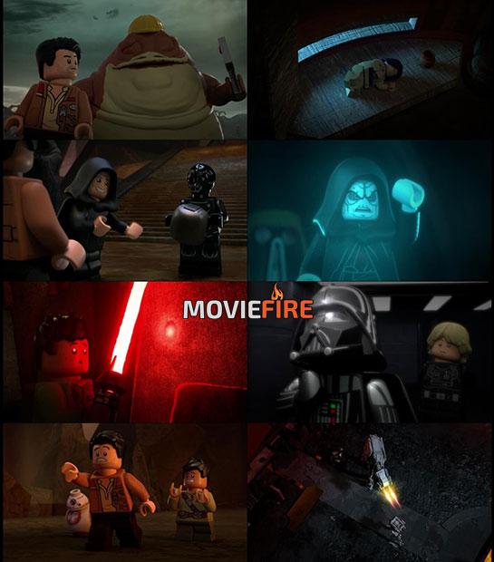 Lego Star Wars Terrifying Tales (2021) 1080p