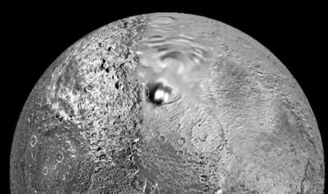 Hành tinh Lapetus ở sao Thổ là căn cứ địa người ngoài hành tinh?