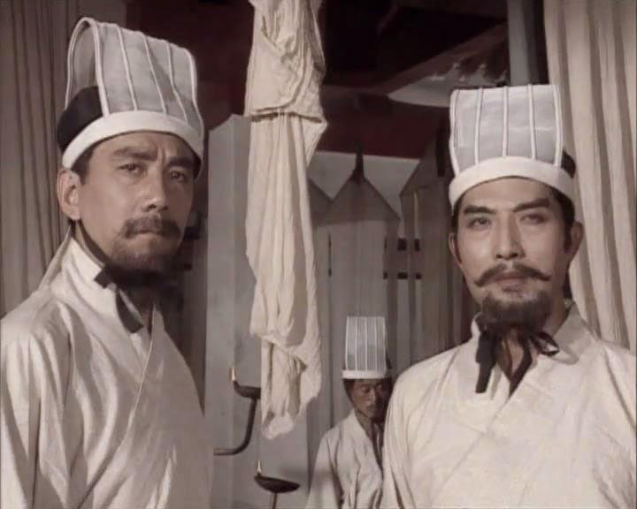 ต้านท่าย กับสุมาเจียวในละครโทรทัศน์ สามก๊ก ปี 1994