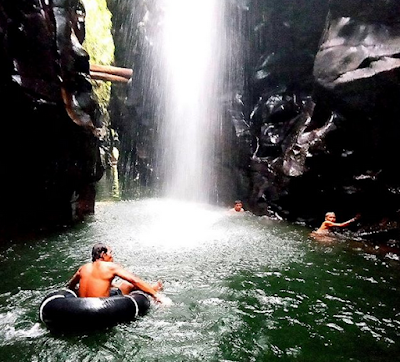 Objek Wisata Pemandian Alam Goa Sigalapang (Gosil)
