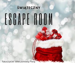 Świąteczny esacape room
