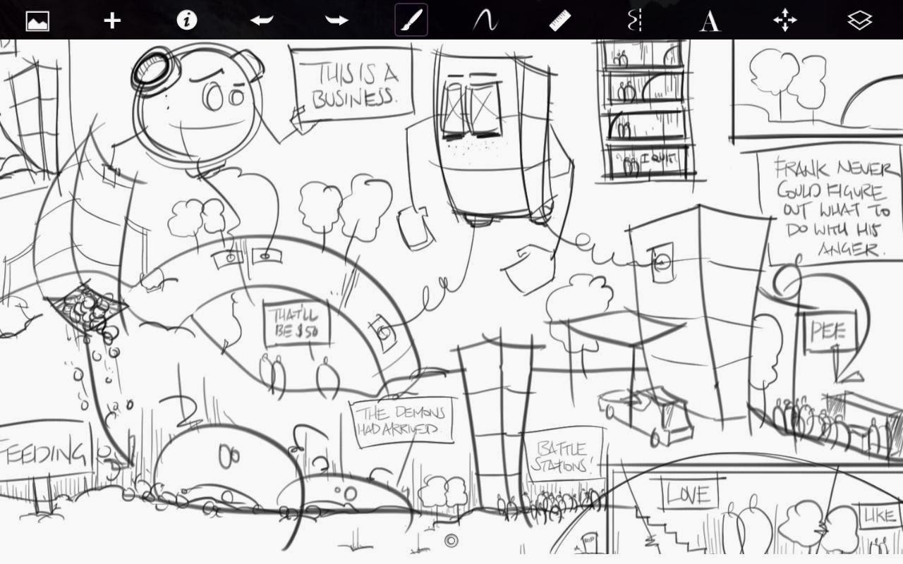 Sketchbook Pro V2 9 1 Apk