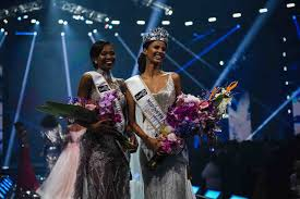 miss south africa 2018 winner tamaryn green thulisa keyi
