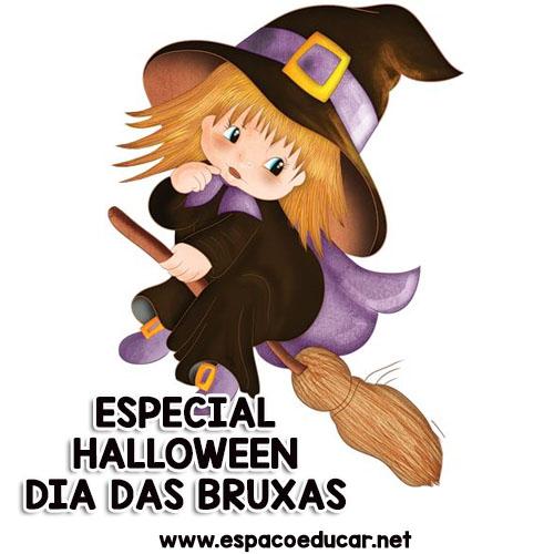 Atividades 31 De Outubro Halloween Ou Dia Das Bruxas Espaco