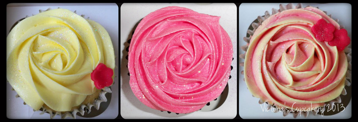 Victoria's Cupcakery: A Rose By Any Other Name