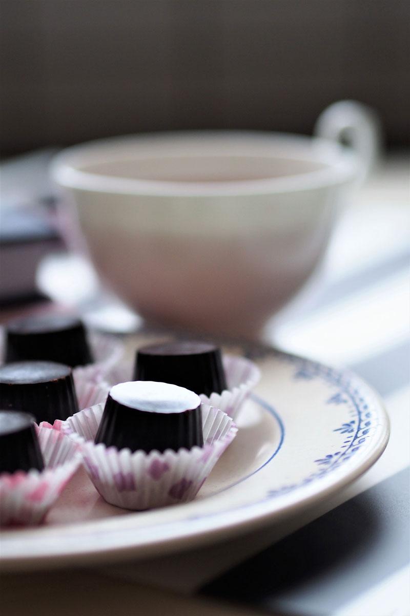 przepis na czekoladki z surowego kakao
