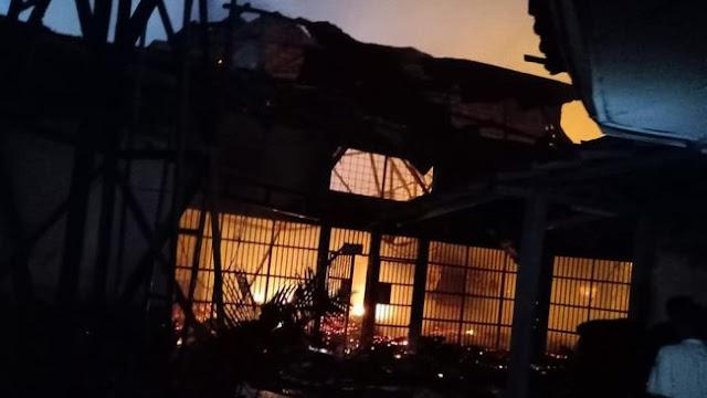 DPR Minta Yasonna Tanggung Jawab Kebakaran Lapas Tangerang