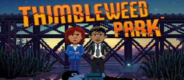 Thimbleweed Park Android Macera Oyunu indir apk