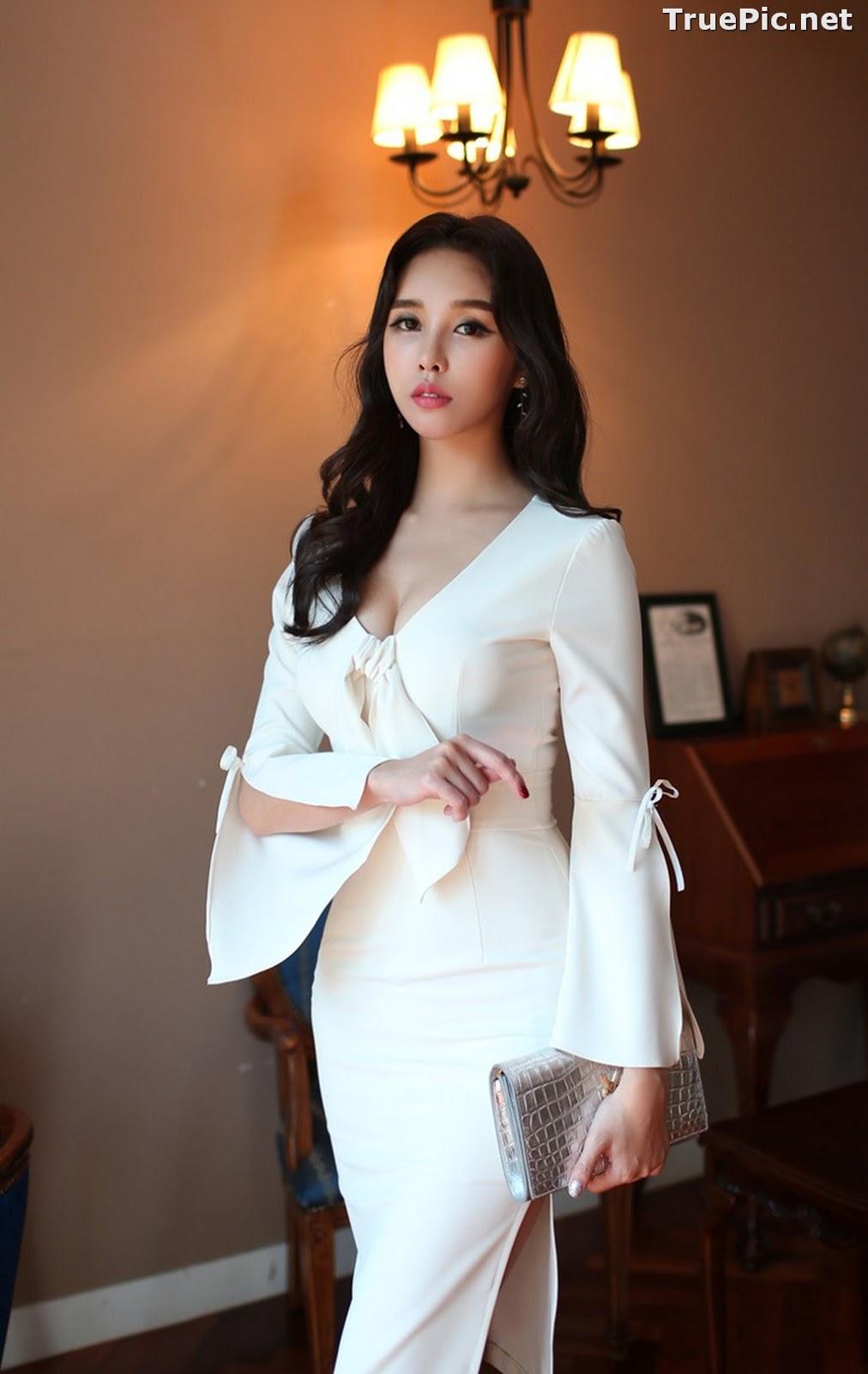 Image Korean Fashion Model - Chloe Kim - Fashion Photography Collection - TruePic.net - Picture-9