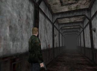 silent hill 2 environments and level design analysis