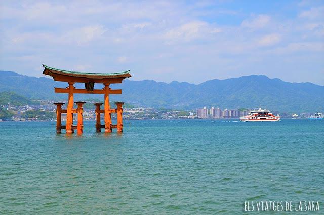 Dia 3: Miyajima i Hiroshima