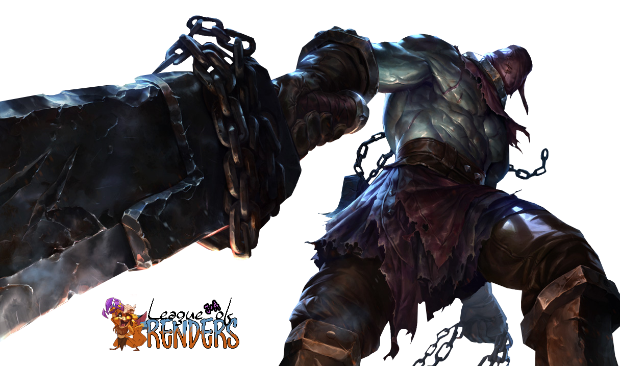 Render Nightmare Tryndamere
