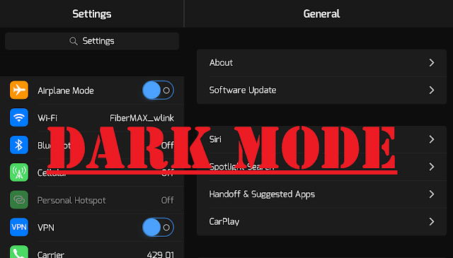 Want to enable Dark Mode on iPhone without Jailbreak running iOS 10.How to Enable Dark Mode on iPhone and iPad in iOS 10