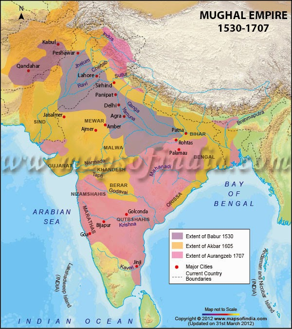 Out Of The Book The Mughal Empire 1526 1857 Ad