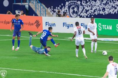 ملخص واهداف مباراة الهلال والشباب (2-1) الدوري السعودي