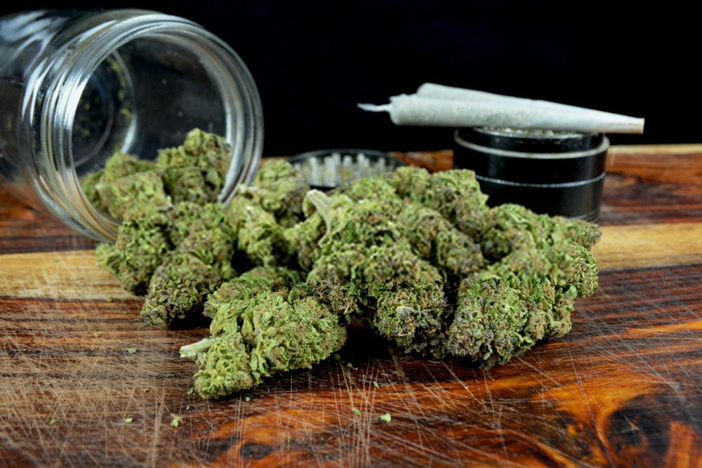 Why are some US states legalizing marijuana?