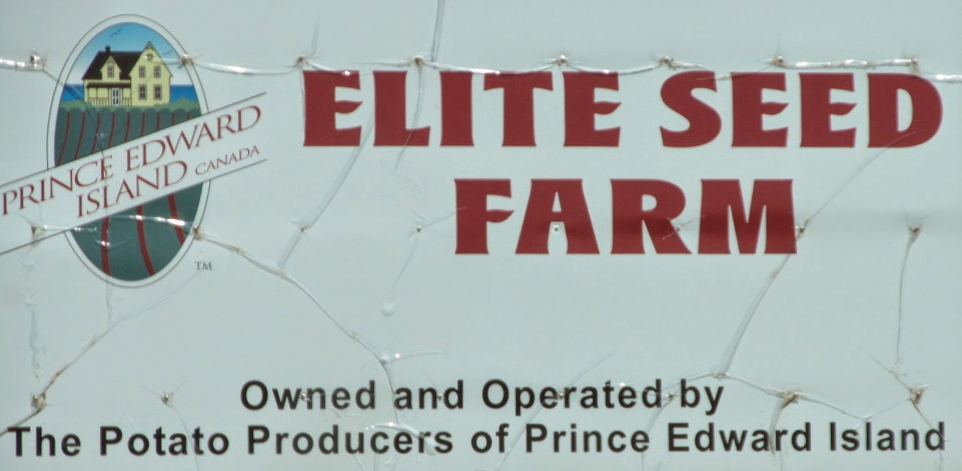 P E I  Heritage Buildings: Elite Seed Farm, former Ashley