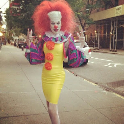 Pennywise Sexy Lady Costume