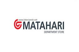 Lowongan Kerja Jambi PT. Matahari Department Store Tbk Desember 2019