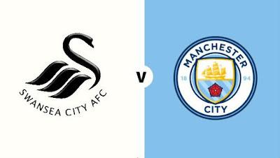 Prediksi Swansea City vs Manchester City - Kamis 14 Desember 2017