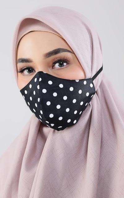Polcadot Mask