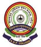 ADP College, Nagaon Recruitment 2019