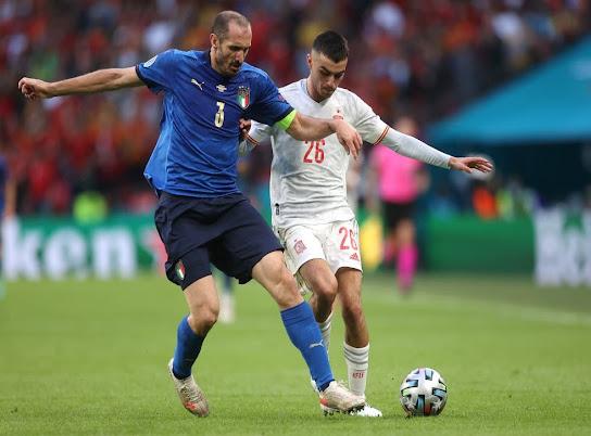 موعد مباراة ايطاليا واسبانيا في دوري الأمم الأوروبية والقناة الناقلة