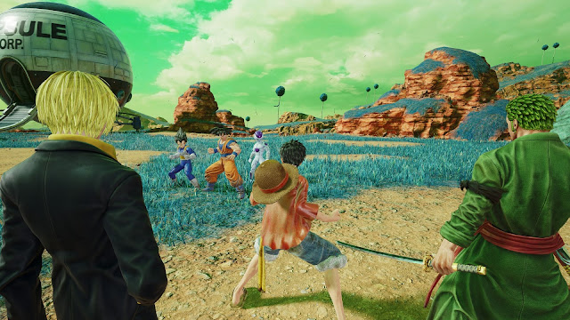 JUMP FORCE PC Full imagenes