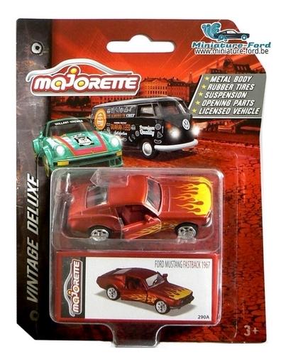 Majorette, Ford Mustang Fastback 1967
