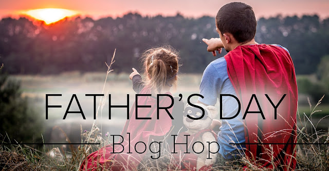 Father's Day Blog Hop Banner | Crafty Collaborations | Nature's INKspirations by Angie McKenzie