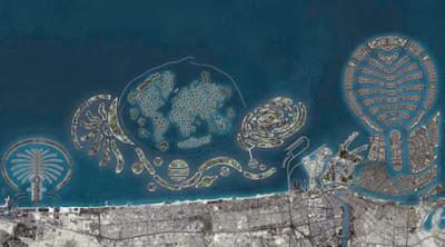 Reklamasi Dunia Dubai Palm Island