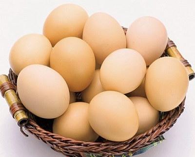 Công dụng của trứng đối với bánh