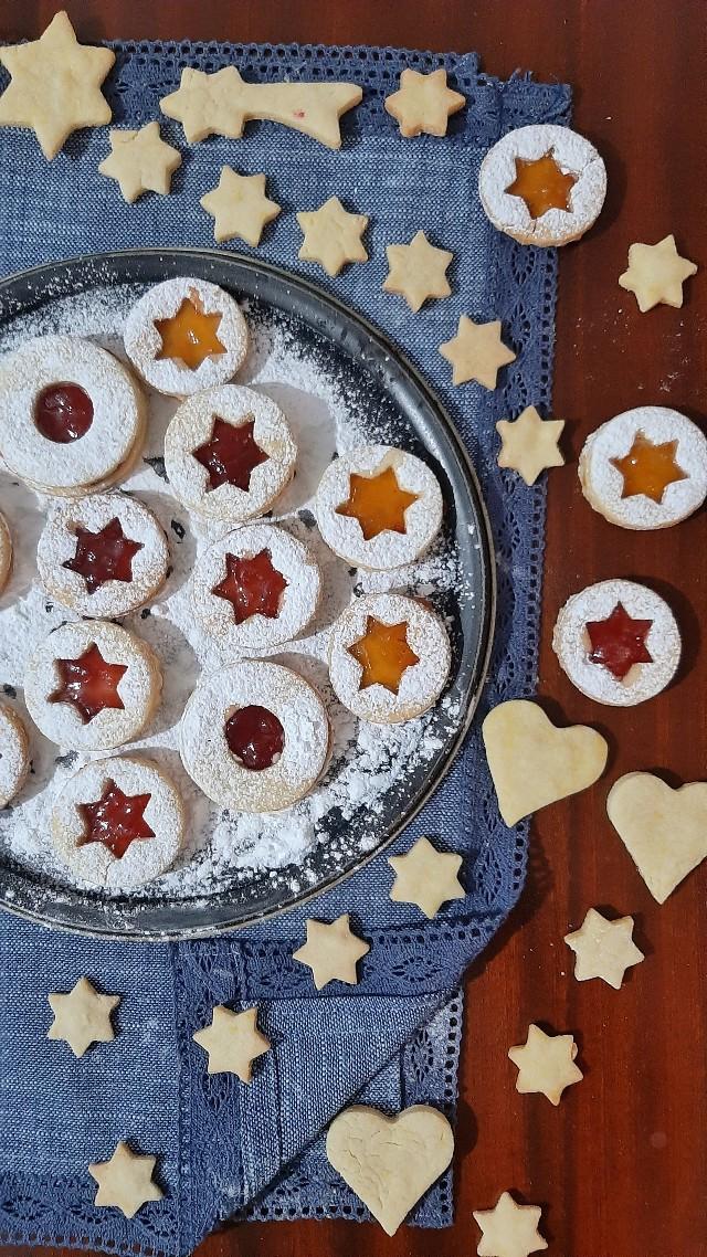 biscotti di natale alto adige spitzbuben