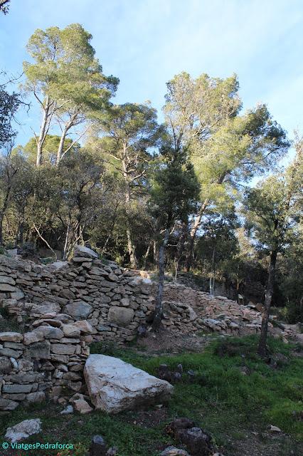 Cànoves i Samalús, Vallès Oriental, Catalunya, ruta arqueològica, patrimoni cultural català