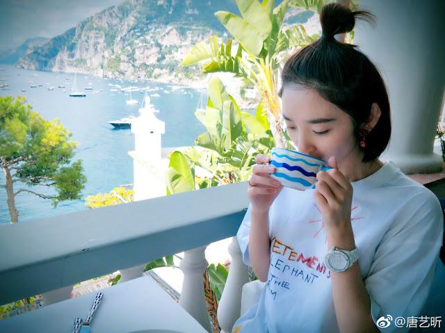 Zhang Ruoyun Tina Tang Tang Yixin married?