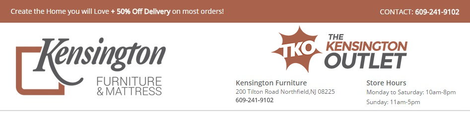 Kensington Home Furniture - The Best Furniture Deals in Northfield, NJ