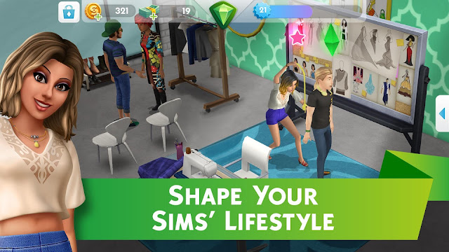 Download The Sims™ Mobile Mod Apk