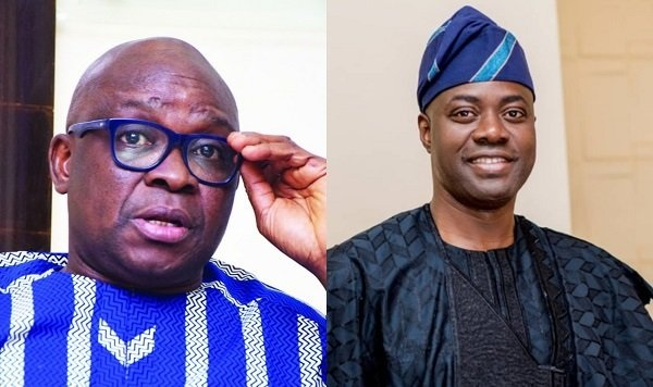 Makinde, Fayose in war of words over Southwest PDP leadership
