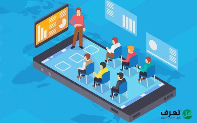 ما هي أفضل التطبيقات التعليمية the best educational apps