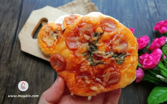 Resep pizza mini