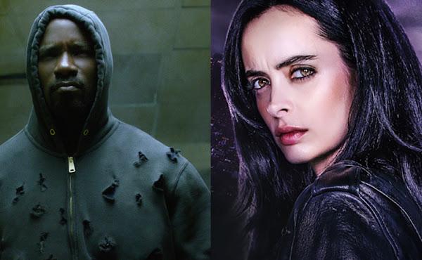 Presidente da Marvel discute possível retorno de Luke Cage e Jessica Jones ao UCM