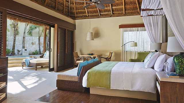 Viceroy Riviera Maya is a luxury resort in Playa del Carmen, Mexico with a full service luxury spa, an award-winning restaurant, & beach villas.