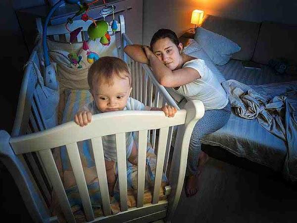 Cara Mengatasi Anak Susah Tidur dan Rewel Di Malam dan Siang Hari