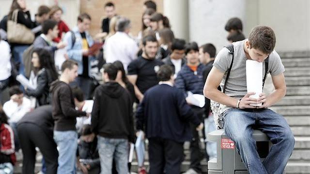 Exámenes de selectividad en Madrid resueltos