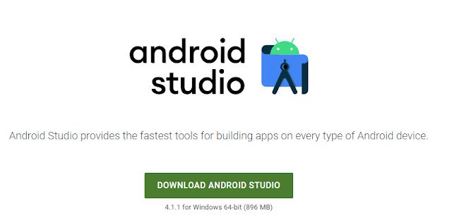 5 Langkah Mudah Cara Menginstal Android Studio Di PC Windows