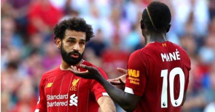 Mane ya doke Salah gun lashe kyautar Liverpool