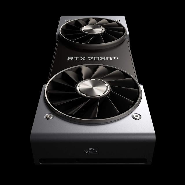 Nvidia transformo el humo en realidad:   GeForce RTX 2080 y RTX 2080 Ti
