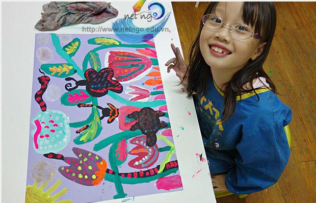 Học vẽ cho bé ở đâu tại thành phố Hồ Chí Minh?