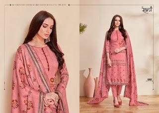 Rani Group Ruhi Pashmina Winter Woolen Salwar kameez