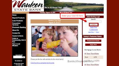Waukon State Bank Online Login
